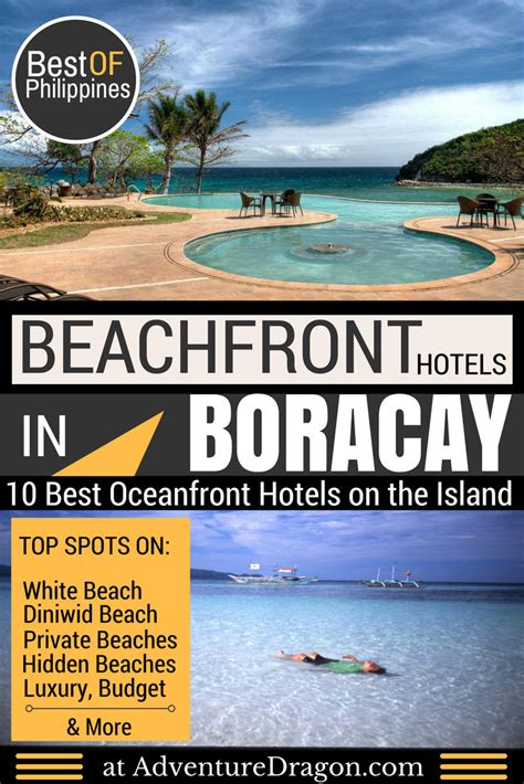 best boracay hotel beachfront hotels in boracay the best resorts on white