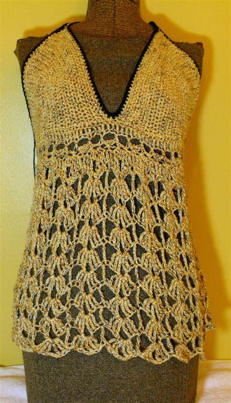 pattern crochet tank top crochet tank top chronicles of yarnia