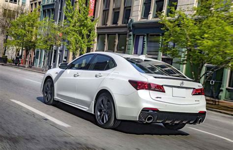 2020 acura tlx v6 2020 acura tlx review configurations v6 wheels colors