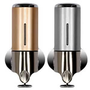 in shower soap dispenser 1200ml wall mounted shower soap dispenser lockable