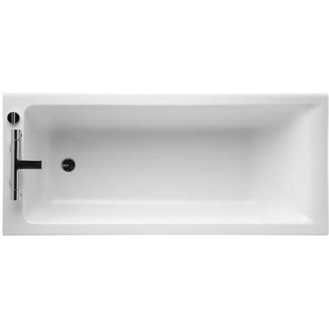 ideal standard bathtubs ideal standard concept 170x75cm standard rectangular bath