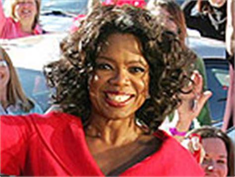 Oprah Winfrey Giveaways - celebrating oprah people com
