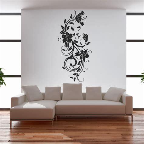asian wall stickers wallstickers folies asian flower wall stickers