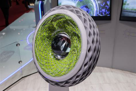goodyear oxygene   living connected tire roadshow