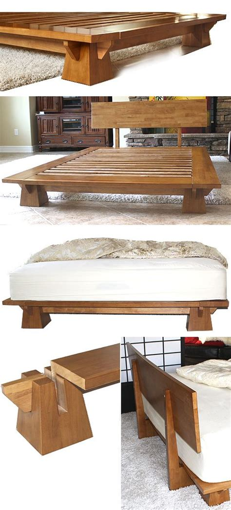 japanese bed frame 25 best ideas about japanese bed on pinterest japanese