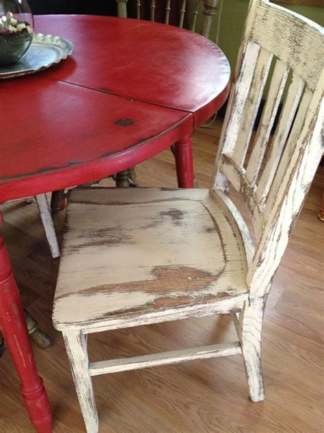 distressed round country kitchen table country kitchen