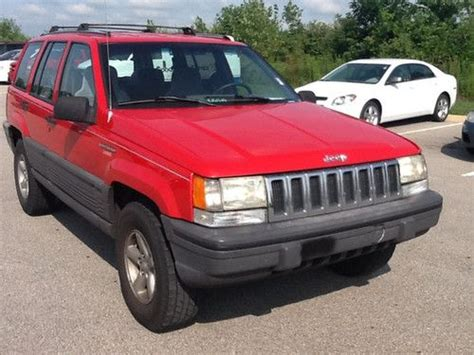 how to sell used cars 1994 jeep grand cherokee auto manual find used 1994 jeep in plainfield indiana united states