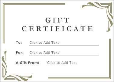 Smartdraw Certificate Templates by Certificate Tips For Creating A Certificate