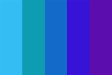 cool color combinations cool shades of blue halflifetr info