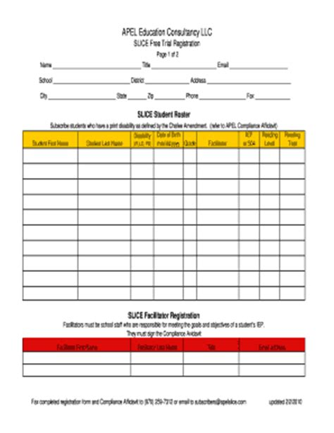 alert roster template student roster forms and templates fillable printable
