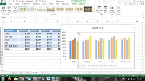tutorial excel 2013 charts ms excel 2013 tutorial for beginners part 6 how to use