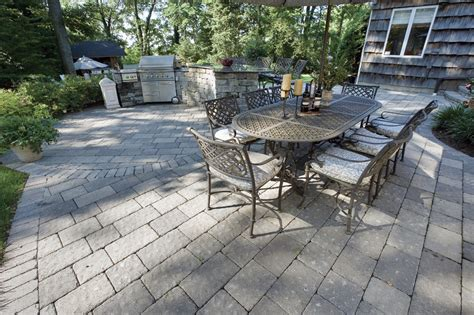 Paver Patio Nj by Paver Patio Installation