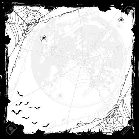 Halloween Border Black And White Landscape – Festival ... Go Sign Clip Art