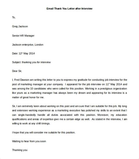 thank letter after residency thank you letter after residency best template