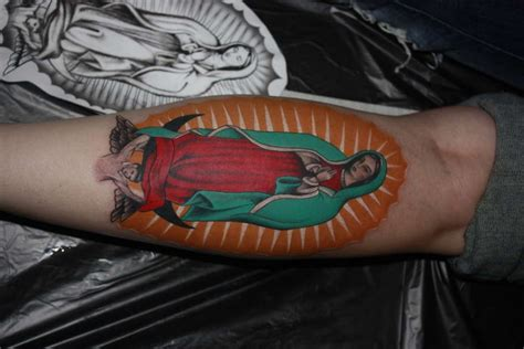 virgen de guadalupe tattoos designs virgen de guadalupe tatted up tattoos