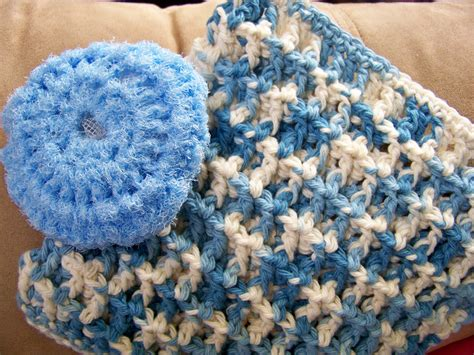 pattern for net scrubbies simply homemade scrubby tutorial pattern