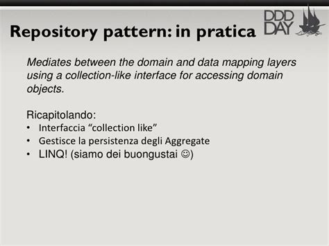repository pattern aggregate root how i did it in net idiomatic domain driven design