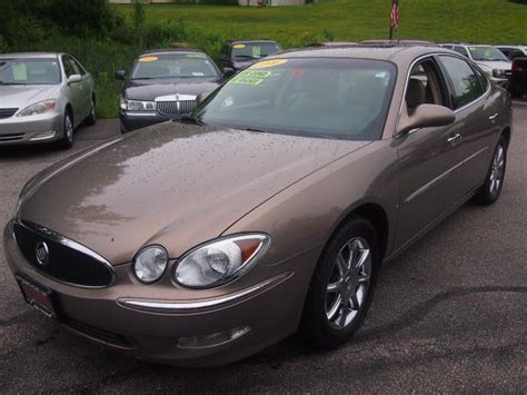 manual cars for sale 2006 buick lacrosse auto manual 2006 buick lacrosse cxs 1 owner clean carfax details epsom nh 3234