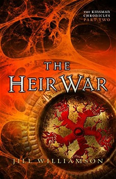 the heir the ordinary series book two books the heir war the kinsman chronicles 1 2 by
