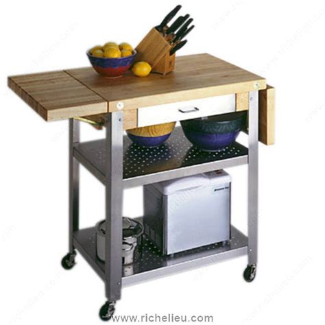 Butchers Block Trolley With Drawers by Best 25 Butchers Block Trolley Ideas On
