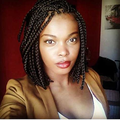 slick box braids 19 15 best haircuts for girls 20 red bobs