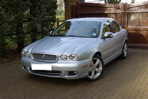 Jaguar X Type Automatik by Jaguar X Type Sovereign Diesel Automatic Left Hand Drive