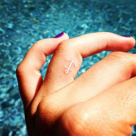 tattoo on pad of finger 25 best ideas about infinity finger tattoos on pinterest