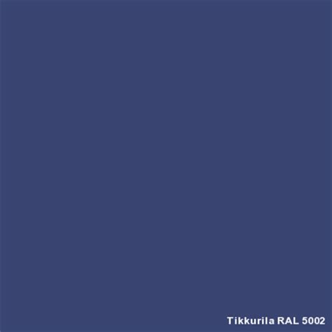 ral 5002 ral classic tikkurila industrial coatings colors ral color cards