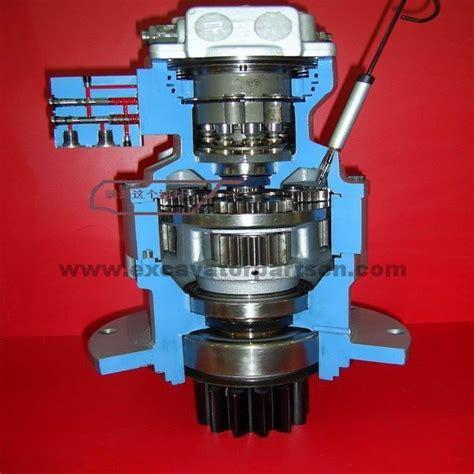 hydraulic slew motor china swing swing gear box excavator hydraulic parts