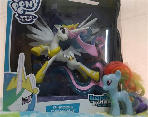 my little pony guardians of harmony fan series discord figure mlp guardians of harmony fan series princess celestia my
