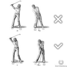 single pivot golf swing right knee should retain some flex during the backswing