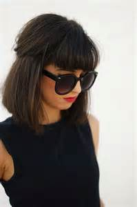 fringe clipped back hairstyles 25 medium length bob haircuts bob hairstyles 2017
