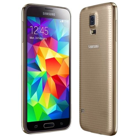 Samsung Galaxy S5 G900 16 Gb Copper Gold samsung galaxy s5 16gb sm g900 android smartphone
