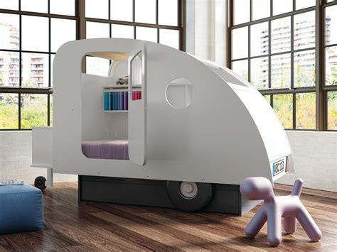 Handmade Childrens Beds - handmade bedroom cer caravan bed contemporary
