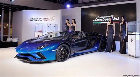 lamborghini aventador s roadster 50th anniversary japan 2018 lamborghini aventador s roadster japan 50th anniversary specials 187 best of 2017 awards