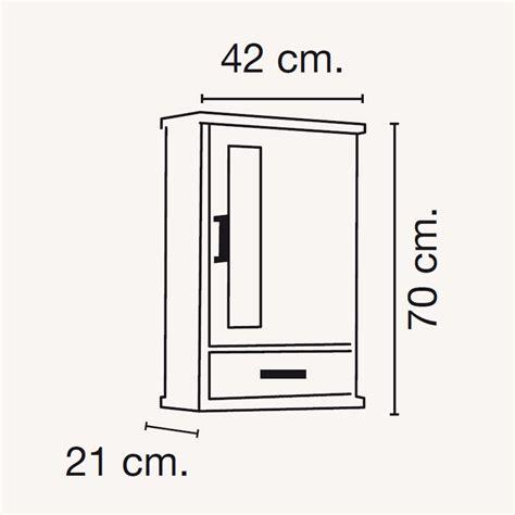mueble ba o colgar mueble auxiliar ba 241 o colgar borgia muebles ba 241 o borgia