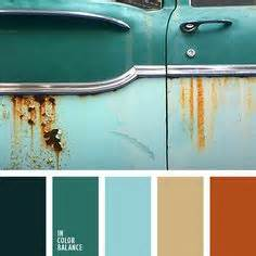 what color goes with rust 1000 ideas about rust color schemes on color