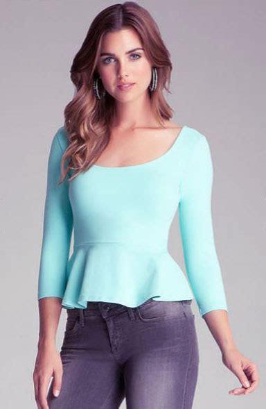 imagenes blusas negras de moda im 225 genes de blusas de moda im 225 genes