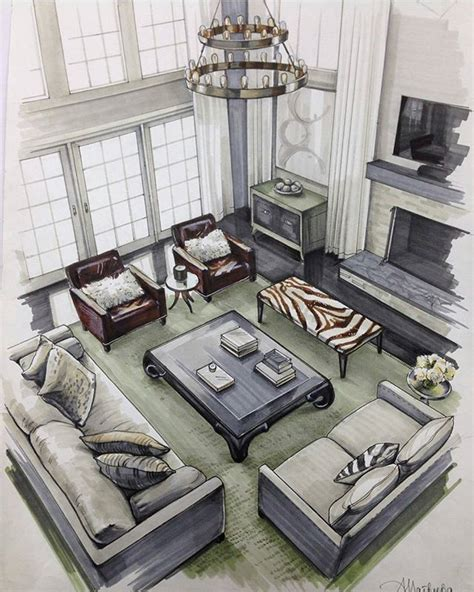 house interior sketch best 25 interior design sketches ideas on pinterest
