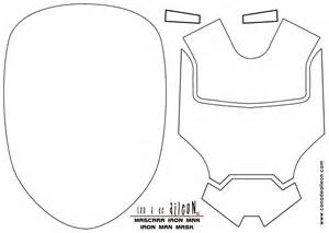 iron mask template 3 ideas cumplea 241 os iron iron themed