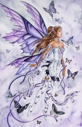 winged things a grayscale coloring book for adults featuring fairies dragons and pegasus books nene photo 4030980 fanpop