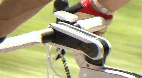 Laurent Jalabert, commercial de luxe pour le Look 695 sur le Tour de France   Vélo route
