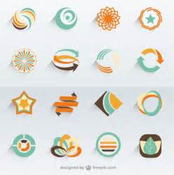 Free Logo Templates Vector by Abstract Vector Logo Templates Vector Free