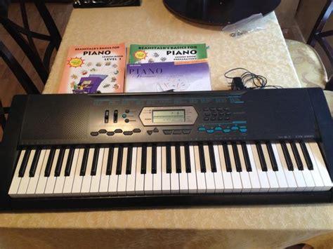 Keyboard Casio Ctk 2100 euc casio electronic keyboard model ctk 2100 cobble hill cowichan