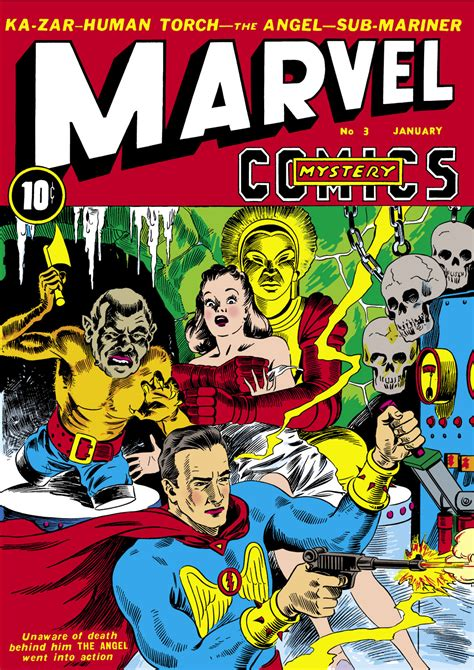 marvel classics comics vol 1 1 marvel database fandom powered by wikia marvel mystery comics vol 1 3 marvel database fandom powered by wikia