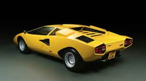 Vintage Lamborghini Models Yellow Vintage Cars Lamborghini Italian Vehicles Supercars