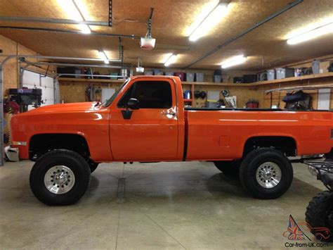 Chevrolet K20 For Sale 1980 Chevy K20 For Sale Autos Post