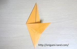 Origami Land - origami how to fold an ostrich origami land
