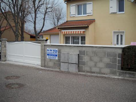 Construire Un Mur De Cloture 4067 by Am 233 Nagement Ext 233 Rieur