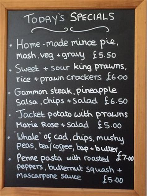 today s a few of the delicious homemade goodies on offer today